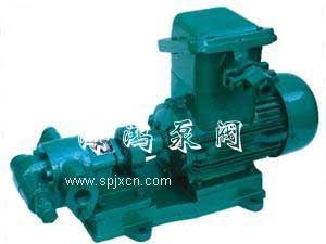 防爆齒輪油泵*海鴻