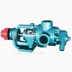 高粘度转子泵的产品特性