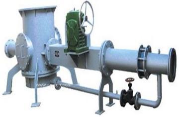 石粉气力输送设备 上海曼大料封泵 送粉机环保输送