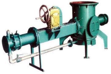 上海曼大送粉机 料封泵应用广泛 气力输送粉料设备