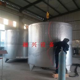 厂家制作不锈钢储存罐 5吨的不锈钢储存罐价格