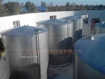 山東不銹鋼石油罐,山東專業生產不銹鋼罐的廠家