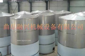 卧式不锈钢储罐 不锈钢储酒罐价格 立式不锈钢储罐生产厂家
