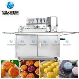 月饼自动成型机 食品成型机 月饼机厂家