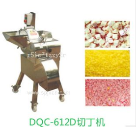 台湾果蔬切丁机