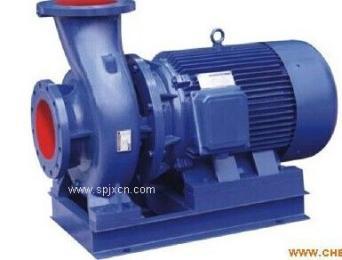 湖南卧式管道泵流量扬程管道泵厂家南方泵业销各种型号管道离心泵