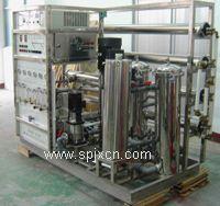 RO+EDI超纯水处理设备-四川成都水处理设备