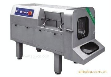 冻肉切丁机 昊昌全自动切丁机 冻肉切块机