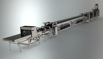 棒糖生产线