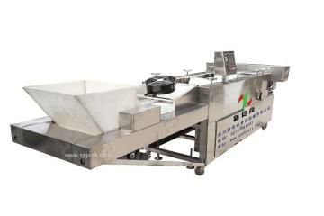供應米花糖米通麥通方形切塊機
