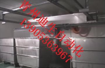 大型不锈钢豆芽淋水系统
