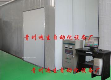 数字化大型豆芽生产线控制系统