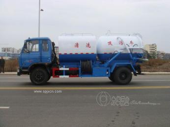 力华自吸污物处理转子泵-吸污泵