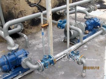 力华无堵塞排污泵高自吸污水处理泵