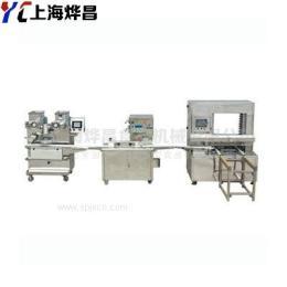 浙江全自动月饼机 月饼生产线