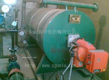 湖北燃氣導熱油鍋爐