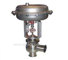 ZTRS气动卫生型调节阀