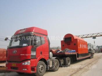 4吨燃煤蒸汽锅炉