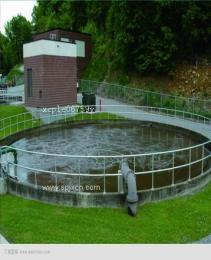 膜生物反应中、污水处理工程