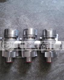 A21F弹簧微启式外螺纹安全阀