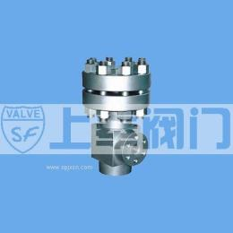 A42Y-1000全启式超高压安全阀