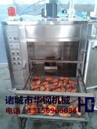 供應熏雞煙熏爐丨煙熏設備