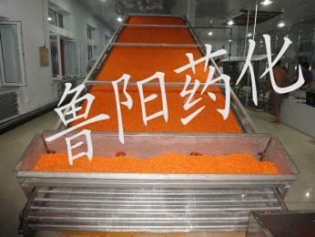 DWC多层带式干燥机网带式烘干机