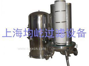 大流量滤芯过滤器、循环水过滤设备、