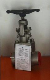 不锈钢闸阀、内螺纹闸阀 Z11Y-16P
