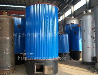 甘肅60萬大卡導熱油鍋爐