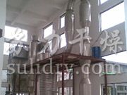 水磨鉀長石粉干燥機