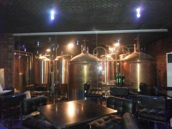 自酿啤酒设备,家用 酒店KTV 酒吧发酵罐