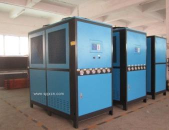 60P螺杆式风冷冷机厂家价格(NWS-60ASCS)