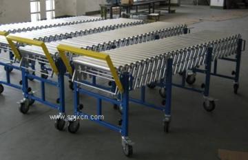 上海滾筒輸送機-無動力滾筒輸送機