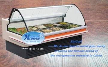 上海熟食柜保鮮柜 鴨脖柜冷藏柜展示柜