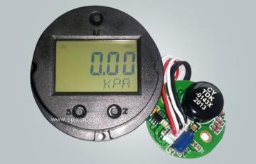3051压力/差压变送器圆卡