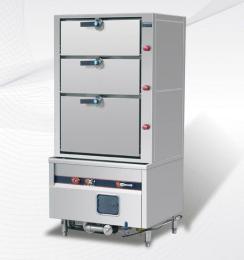 蒸海鲜车子|海鲜蒸饭柜|燃气海鲜蒸菜柜|三层蒸海参机器|海鲜馆蒸菜柜
