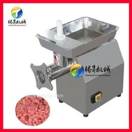 热销酒店厨房专业设备绞肉机 肉制品加工设备肉加工设备 台式电动