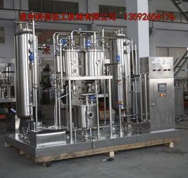 汽水混合机(饮料混合机)河南二氧化碳混合机-南四环科信机械销售