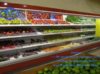 夏酷风幕柜冷柜饮料柜蔬果柜冷藏展示柜酸奶柜