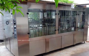 桶装水灌装机设备|液体灌装机价格|常压灌装机机械