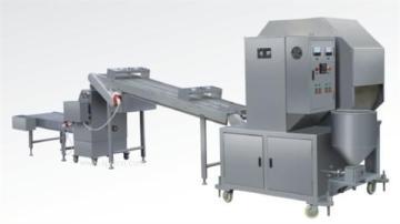 JHT450圓形方形春卷皮機,生產線