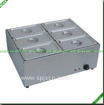 熱湯池|不銹鋼保溫湯池|電熱保溫湯池|四格保溫湯池