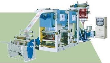 供应成卷塑料袋吹膜印刷一体机SJ-45-600ASY-600 物美价廉