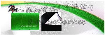 綠絨布包輥帶,綠絨糙面帶