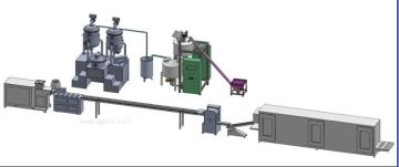 DA-900奶糖生产线