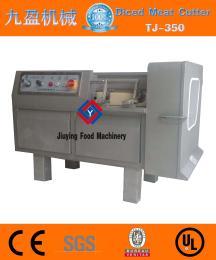 供应切肉丁,切肉块机,切鲜肉丁机JY-350热销产品专业生产