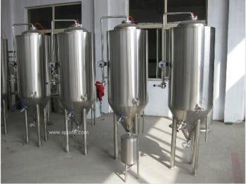 100升小型啤酒设备