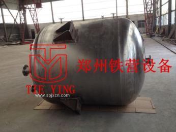 不锈钢储罐丨立式搅拌罐丨不锈钢反应罐