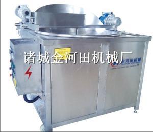 油炸豆腐机丨豆腐油炸机